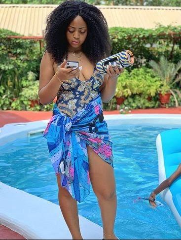 Nigerians Roast Nollywood Actress Regina Daniels Over 'Sagging Breast'